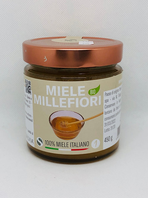 Miele millefiori 450 gr