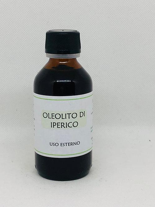 Oleolito di iperico 100 ml