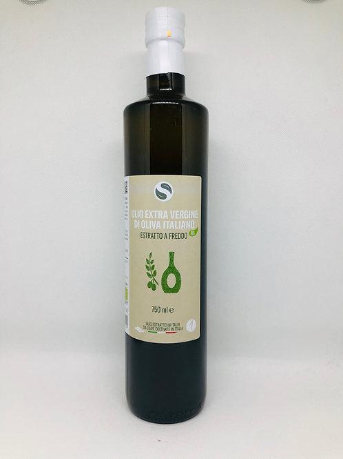 Olio extravergine d'oliva 750 ml