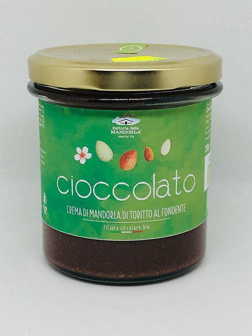Crema spalmabile al cioccolato 250 gr