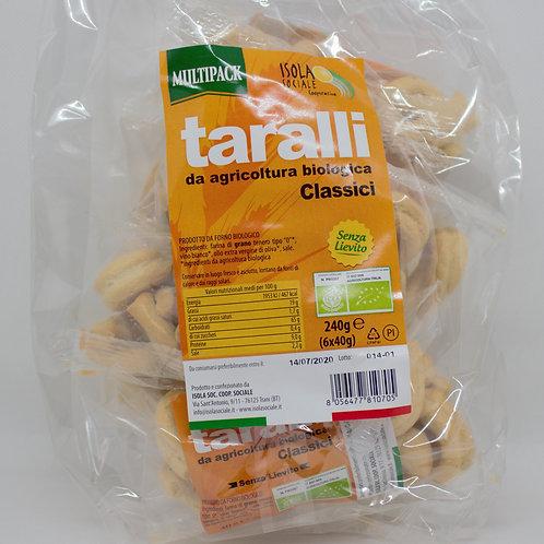 Taralli Multipack 240 gr (6 x 40 gr)