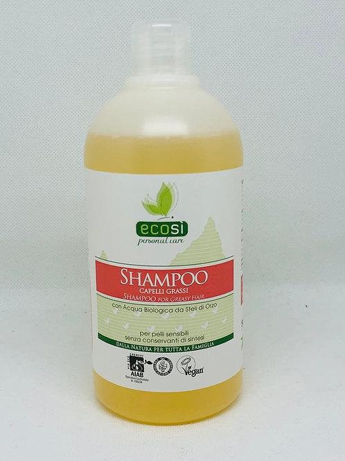 Shampoo capelli grassi 500 ml