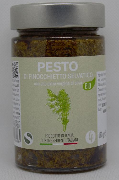 Pesto di finocchietto selvatico 170 gr
