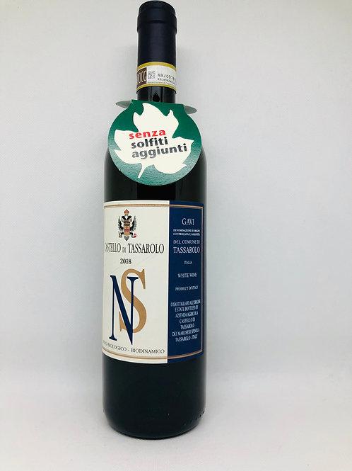 Vino bianco Tassello di Castarolo Gavi