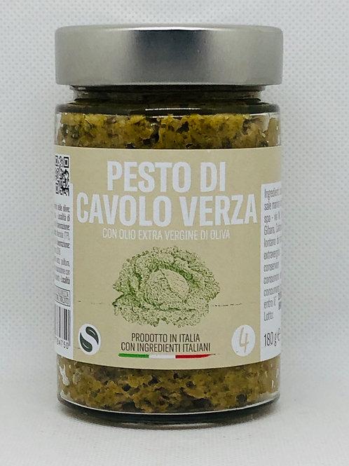 Pesto di cavolo verza 180 gr