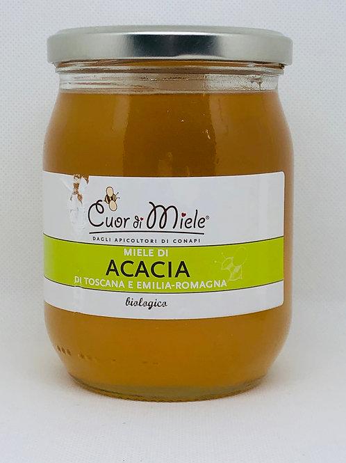 Miele di acacia 700 gr