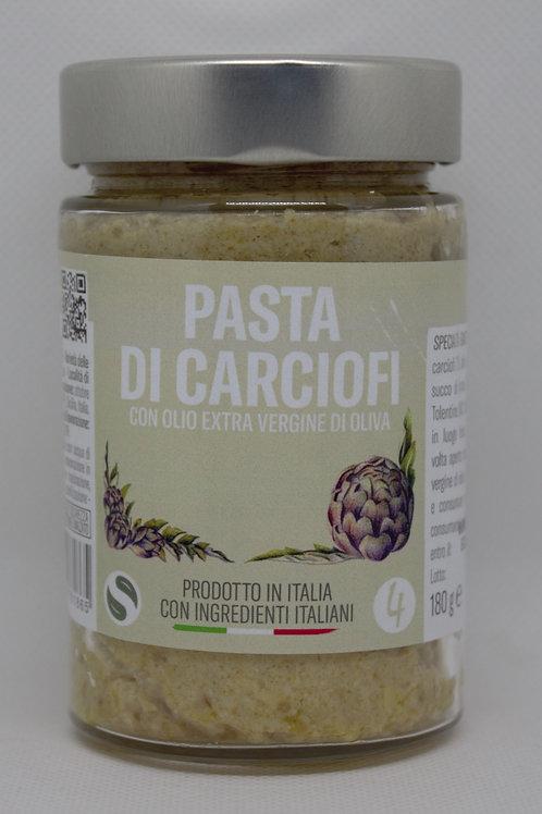 Pasta di carciofi 180 gr