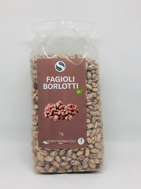 Fagioli borlotti 1 Kg