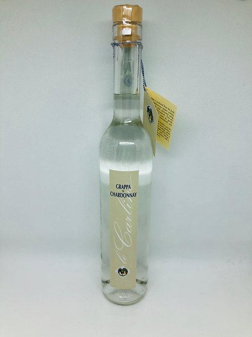 """Grappa Chardonnay """"Le Carline"""" 0,50 L"""