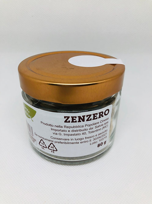 Zenzero 80 g