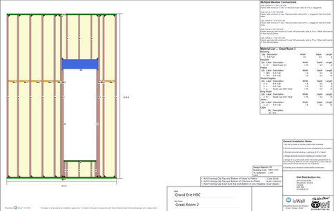 Talll Wall Design 2