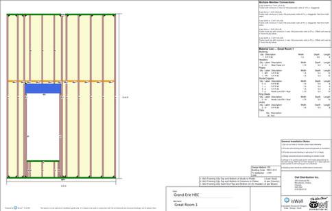 Tall Wall Design 3