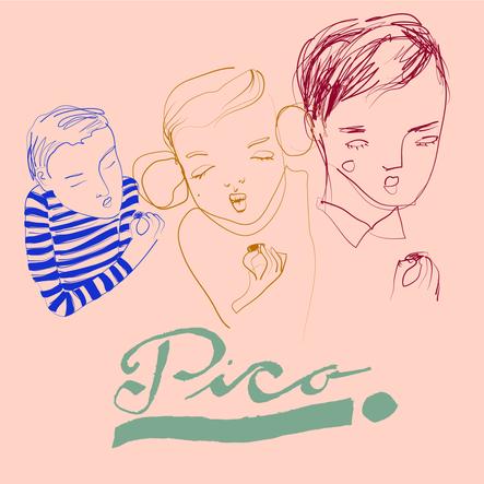 Pico Pizza Visual Identity