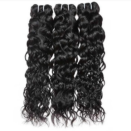 Virgin Water Wave Hair (Single Bundles)