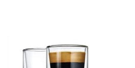 Blomus Nero Set Thermoespressogläser 2-Set