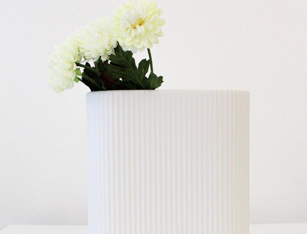 ASA Vase white matt M