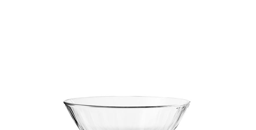 Eva Solo 4er Set Facettenglasschale 50cl