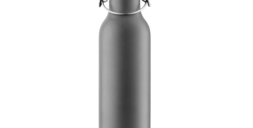 Eva Solo Cool Isolierflasche dark grey