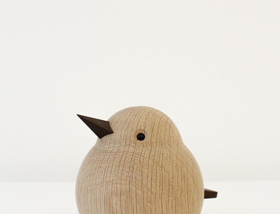 Novoform Papa Sparrow Eiche handgefertigt natur