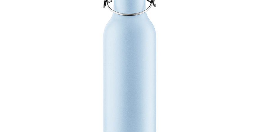Eva Solo Cool Isolierflasche Soft Blue