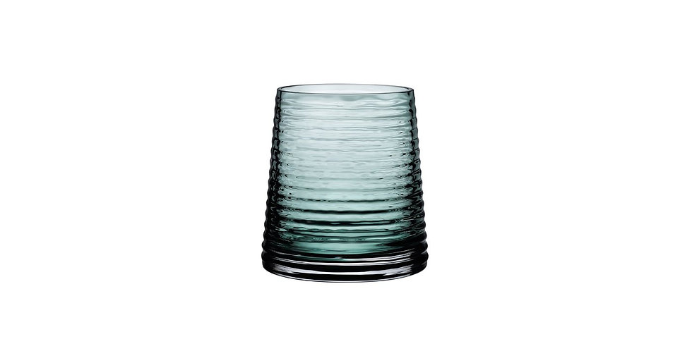 Nude Poem Wasserglas 2er Set grün