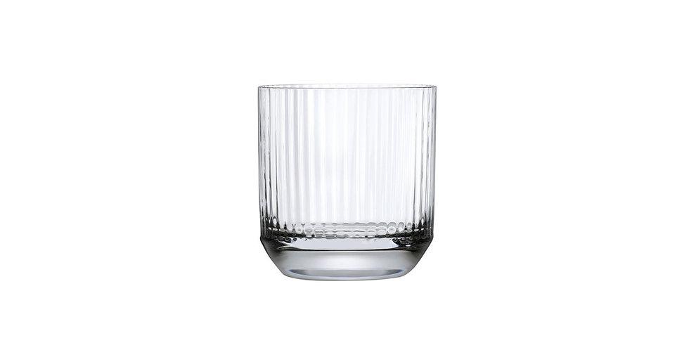 Nude Big Top Set of 4 Whisky DOF Glasses