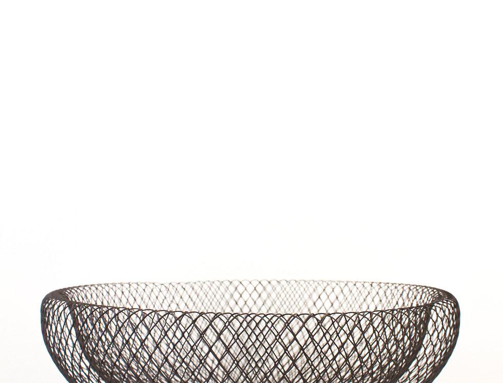 Philippi Schale Mesh XL Stahl pulverbeschichtet