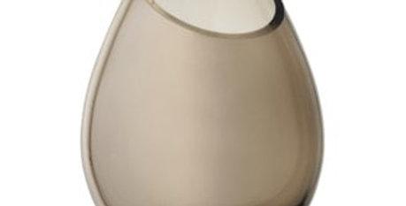 Blomus Drop Vase coffee L
