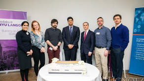 Bristol-Myers Squibb Awards Three Golden Tickets at Biolabs@NYULangone