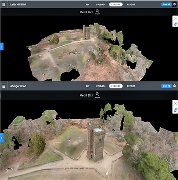 DroneDeploy screen grab Leith Hill 3 (2)