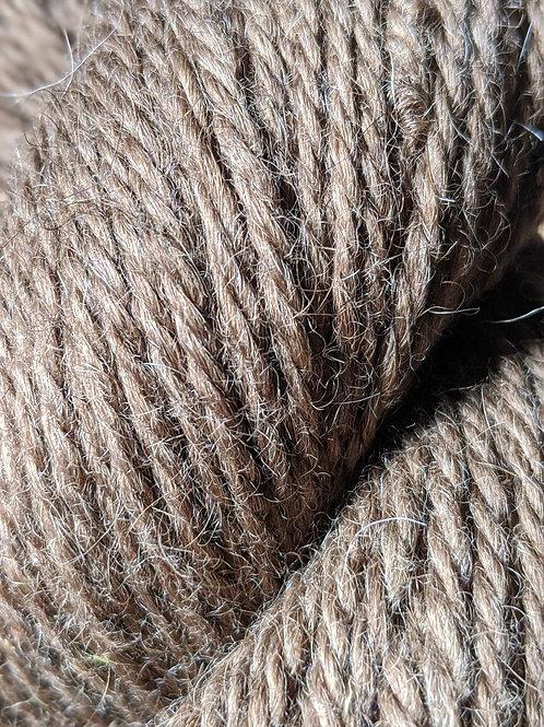 Alpaca/wool blend
