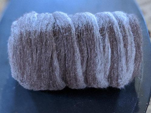 Alpaca/Cormo/Angora rabbit Roving