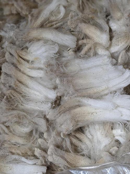 100% Cormo Fleece