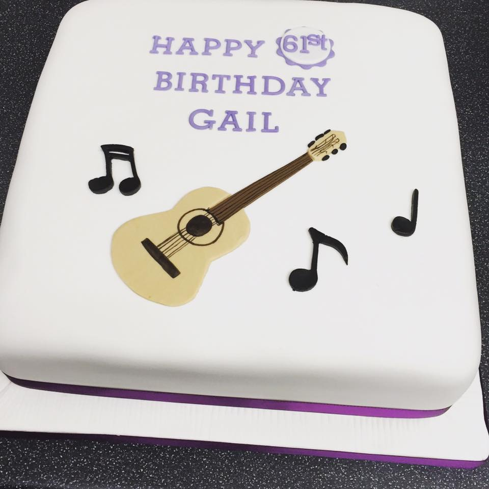 Guitar birthday