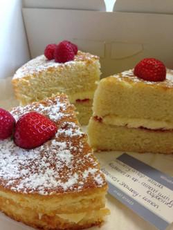 Cake Sampling
