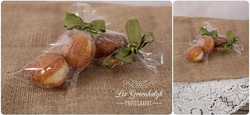 Mini Donut Wedding Favour