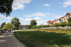 Hafenpromenade Waren (Müritz)