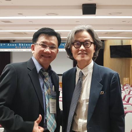 คุณหมอจำรูญร่วมงานประชุม Asan Rhinoplasty Symposium ครั้งที่15 ณ กรุงโซล ประเทศเกาหลีใต้