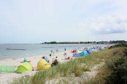 Strand von Glowe