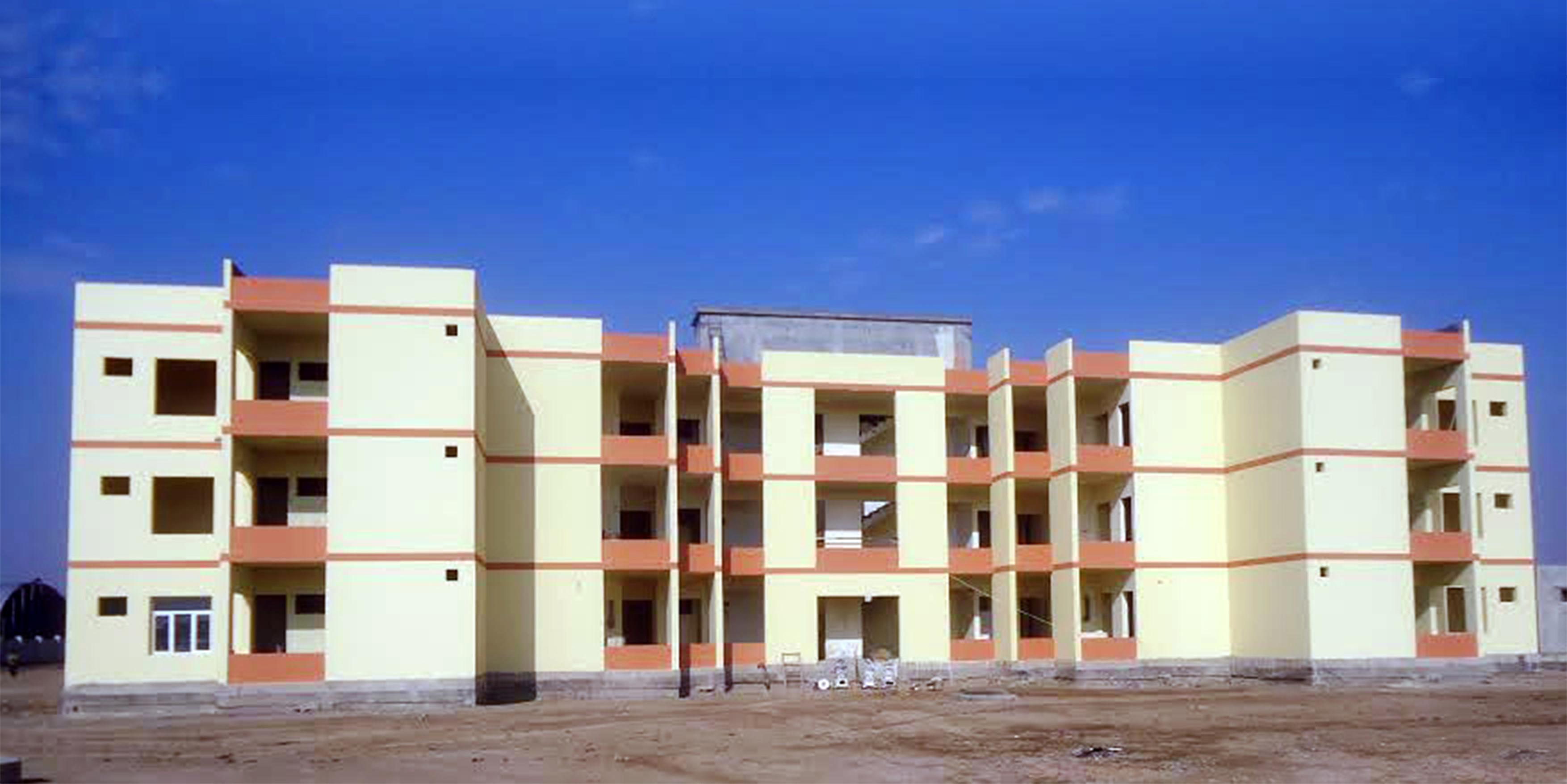 مجمع الحمزة السكني في الديوانية
