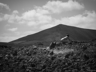 2015 PROJECT NAKED Chapter 9 – July – Lava fields