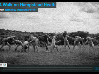 2015 PROJECT NAKED Chapter 11 – September – Hampstead Heath