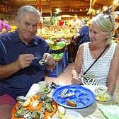 Excursion guidée à Sète et Etang de Thau avec Belle Tourisme