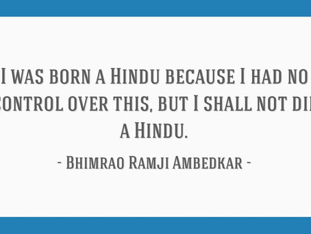 Buddhism is NOT a branch of Hinduism