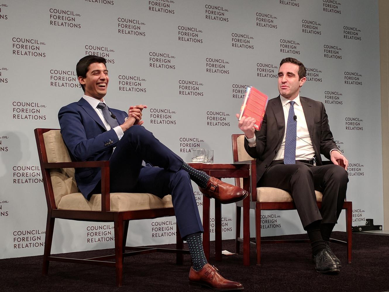 CFR Washington launch event with former Obama senior Economic Advisor Michael Levi