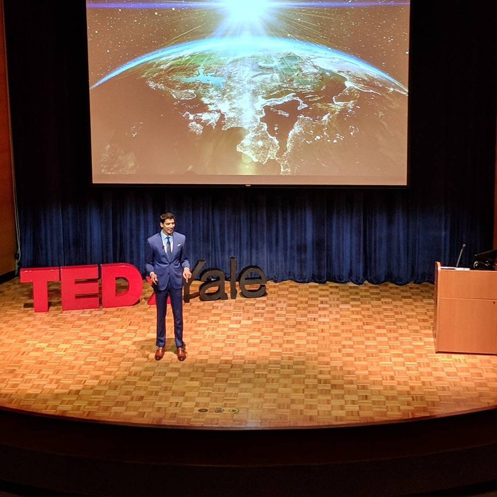 TEDxYale 2018