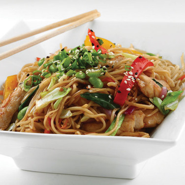 Chicken with Noodles