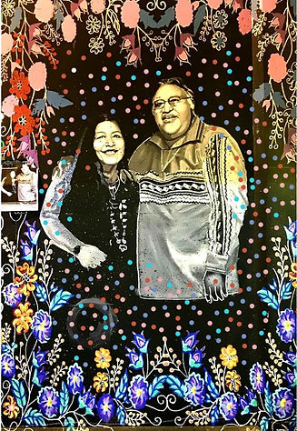 Dan & Mary Lou Smoke from Simcoe Mural 2
