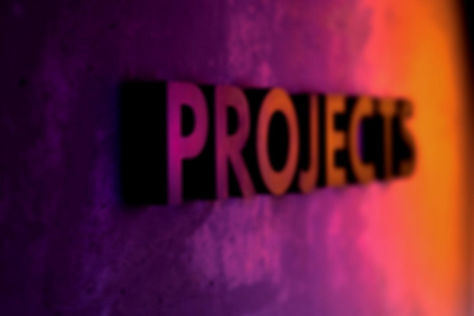 Projekt | Project