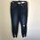 Thumbnail: Distressed Dark wash Jeans